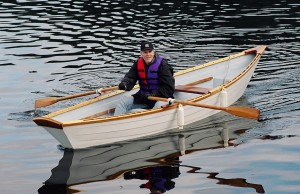 Grand Banks Dory Rowboat